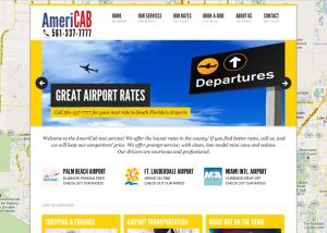 AmeriCab Website