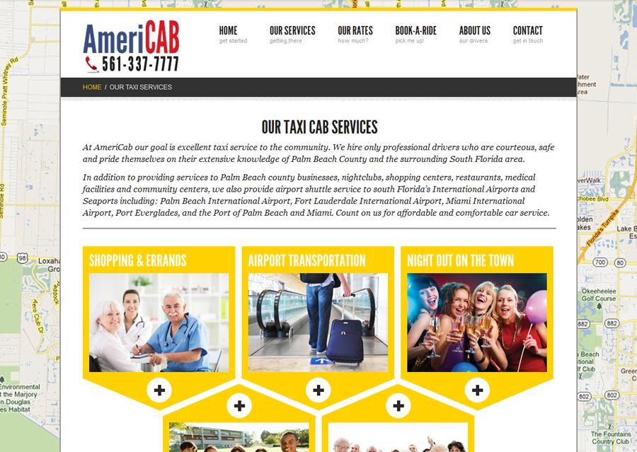 Americab Web Page