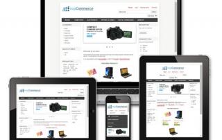 nopCommerce responsive ecommerce application