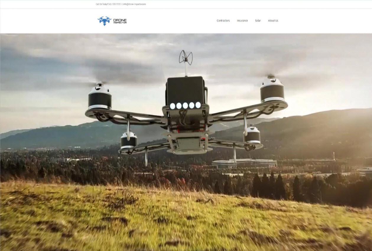 Drone Inspector Design