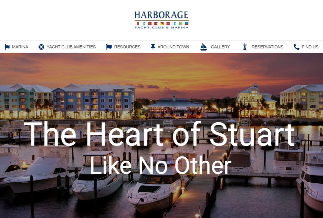 Harborage Yacht Club